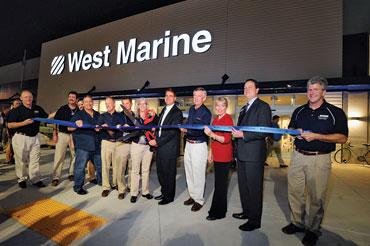 West Marine Opens Flagship Store in Midwest