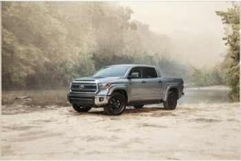 Bass Pro and Toyota Team Up on Special Tow Vehicle