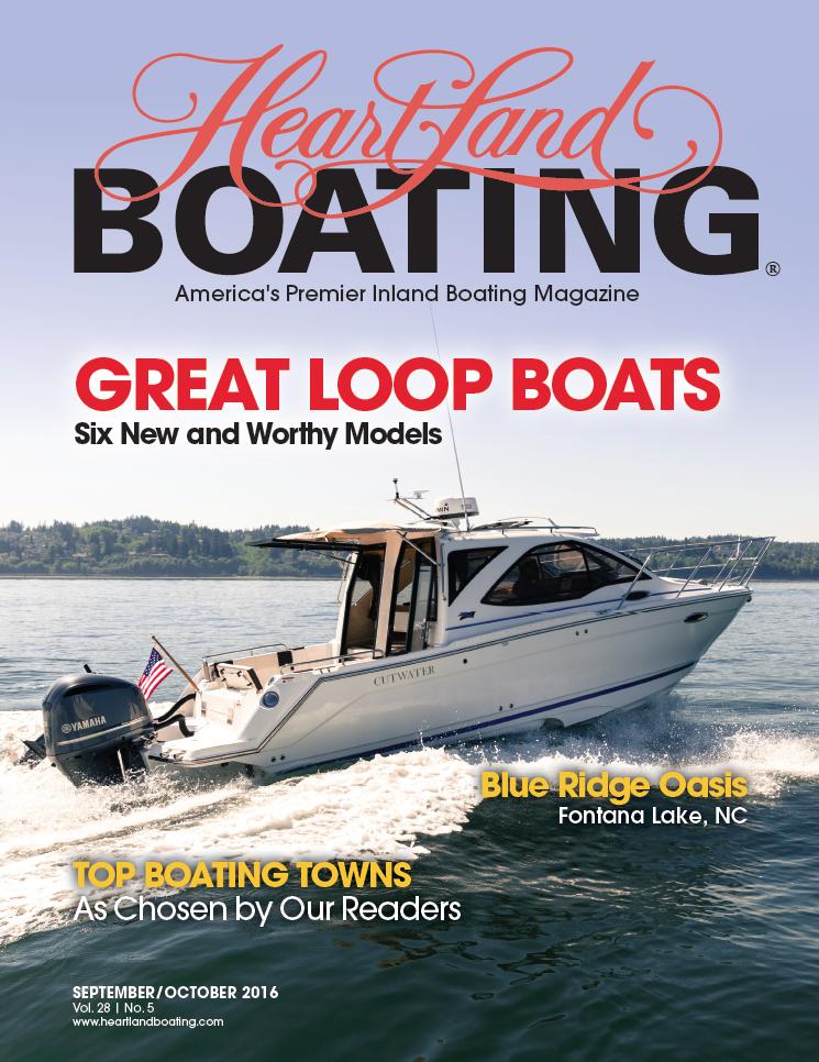 Heartland Boating September/October 2016