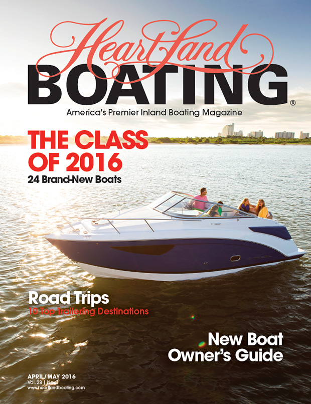 Heartland Boating April/May 2016