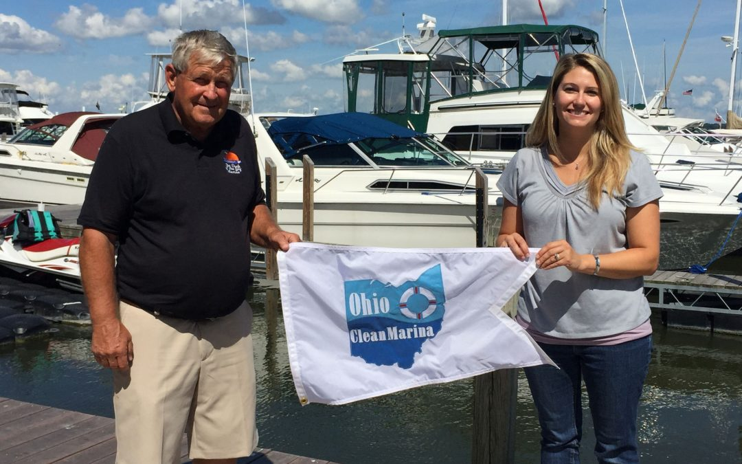 Ohio Clean Marina Touts 2018 Successes