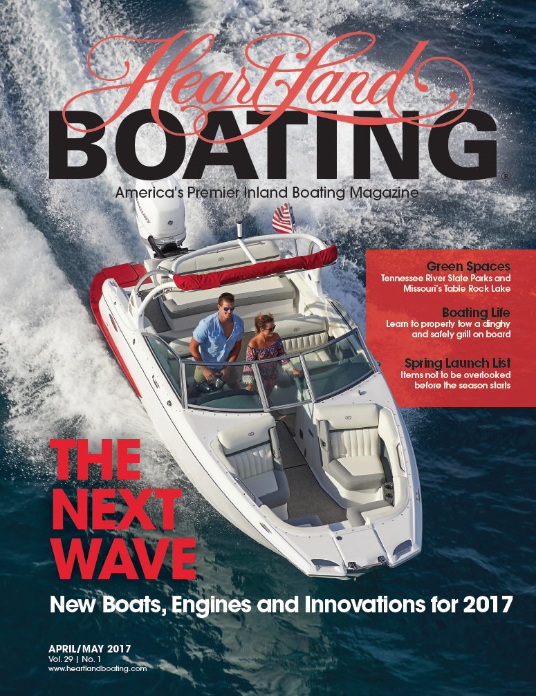 Heartland Boating April/May 2017