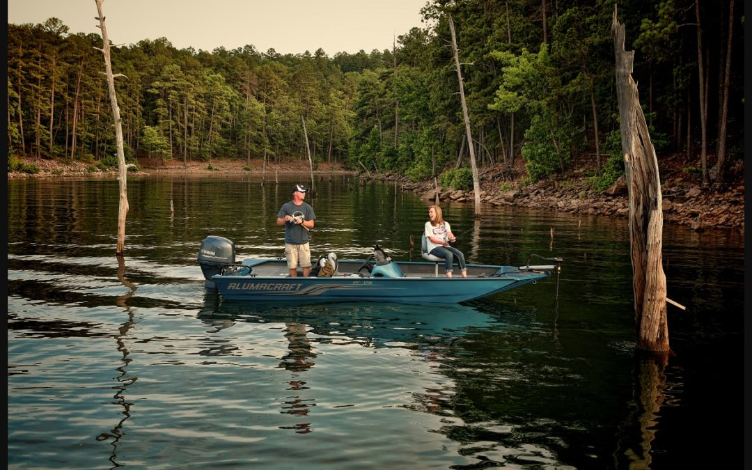 Hooking Adults on Fishing