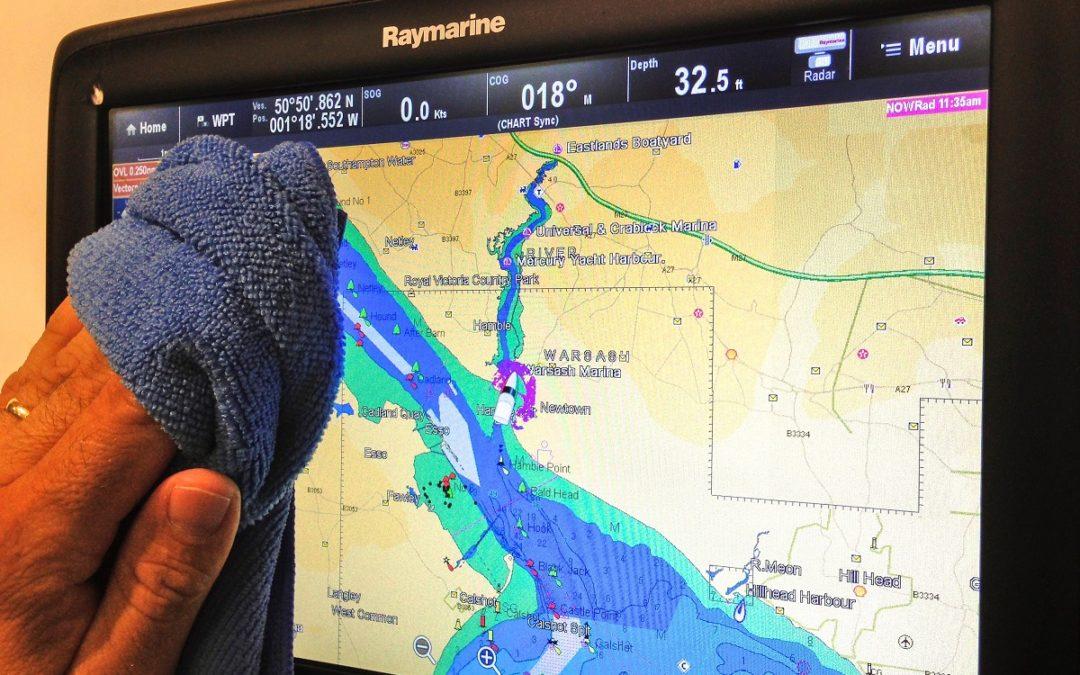 Keeping Electronics Shipshape