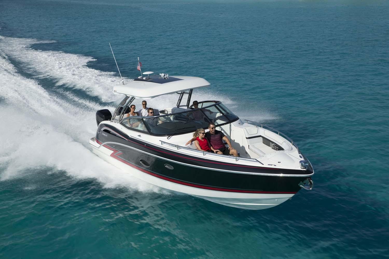 Formula 350 CBR Outboard