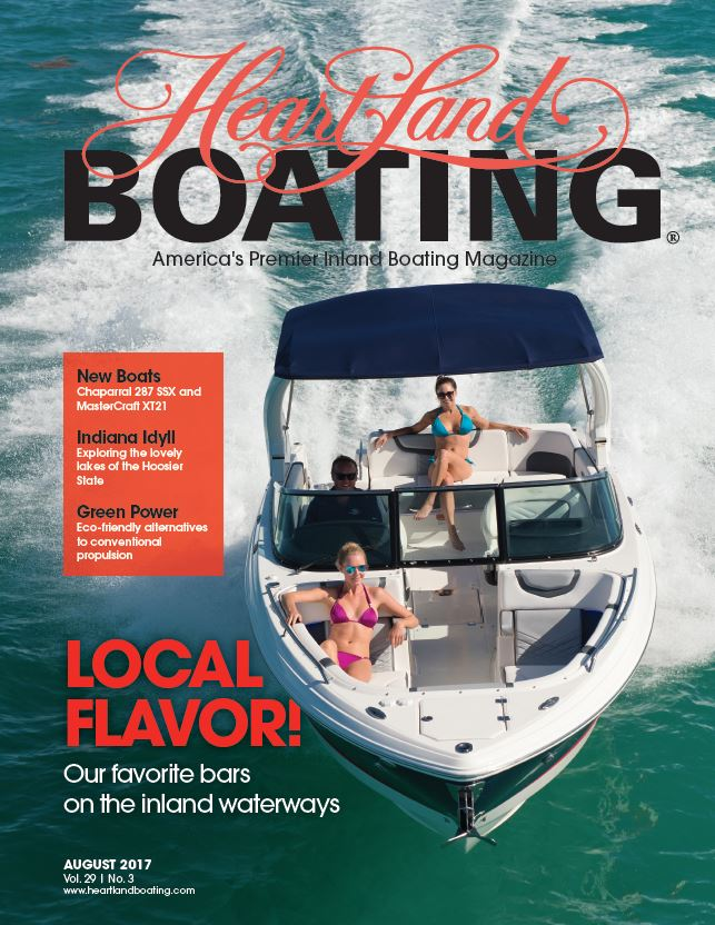 Heartland Boating August 2017