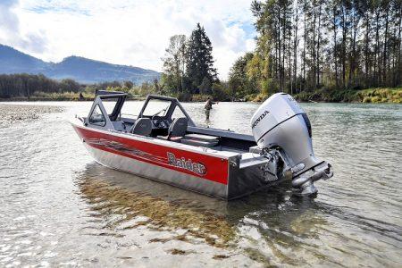 Honda 105 Jet Outboard