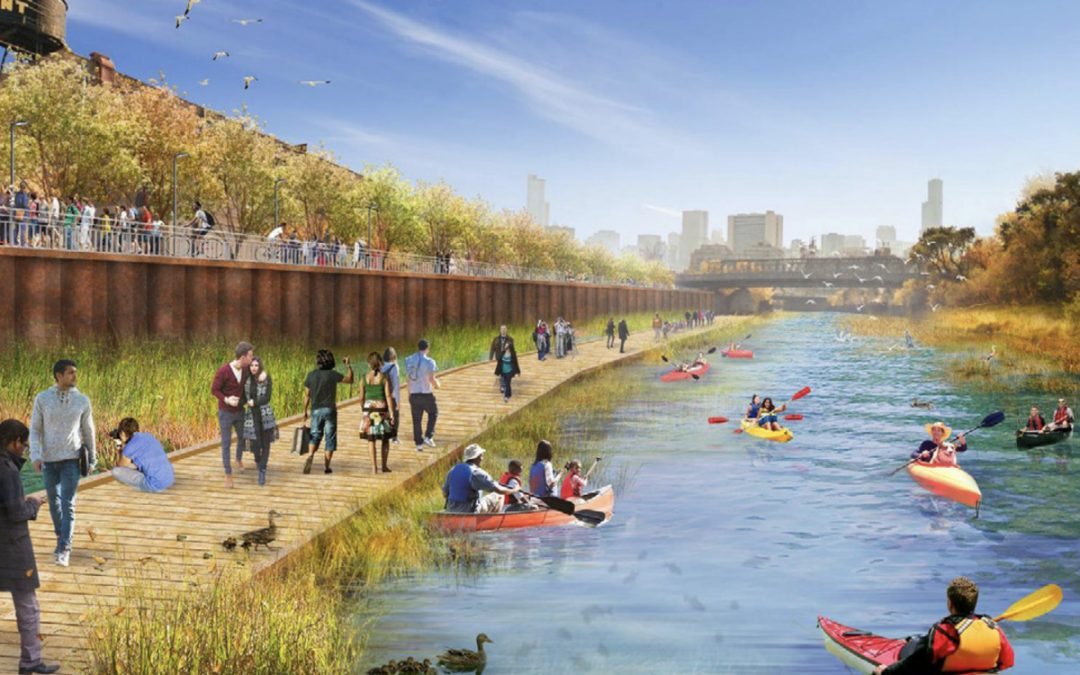 Chicago River to Be Transformed