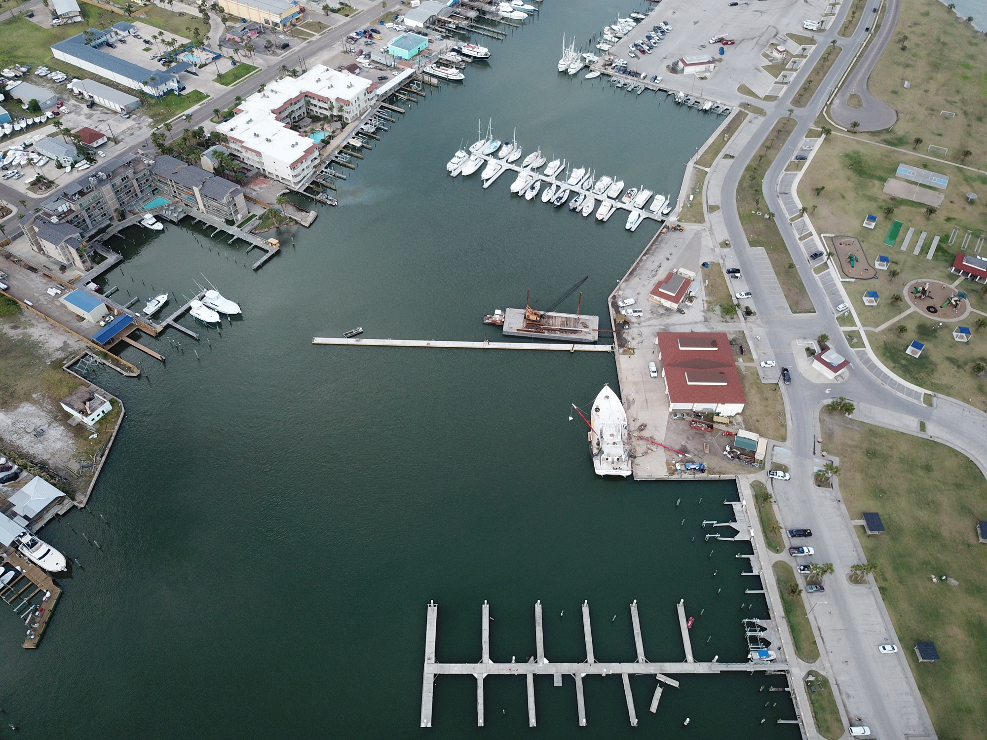 City of Aransas Marina