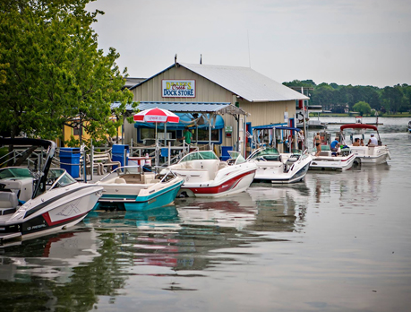 Drake's Creek Marina Gets Major Updates
