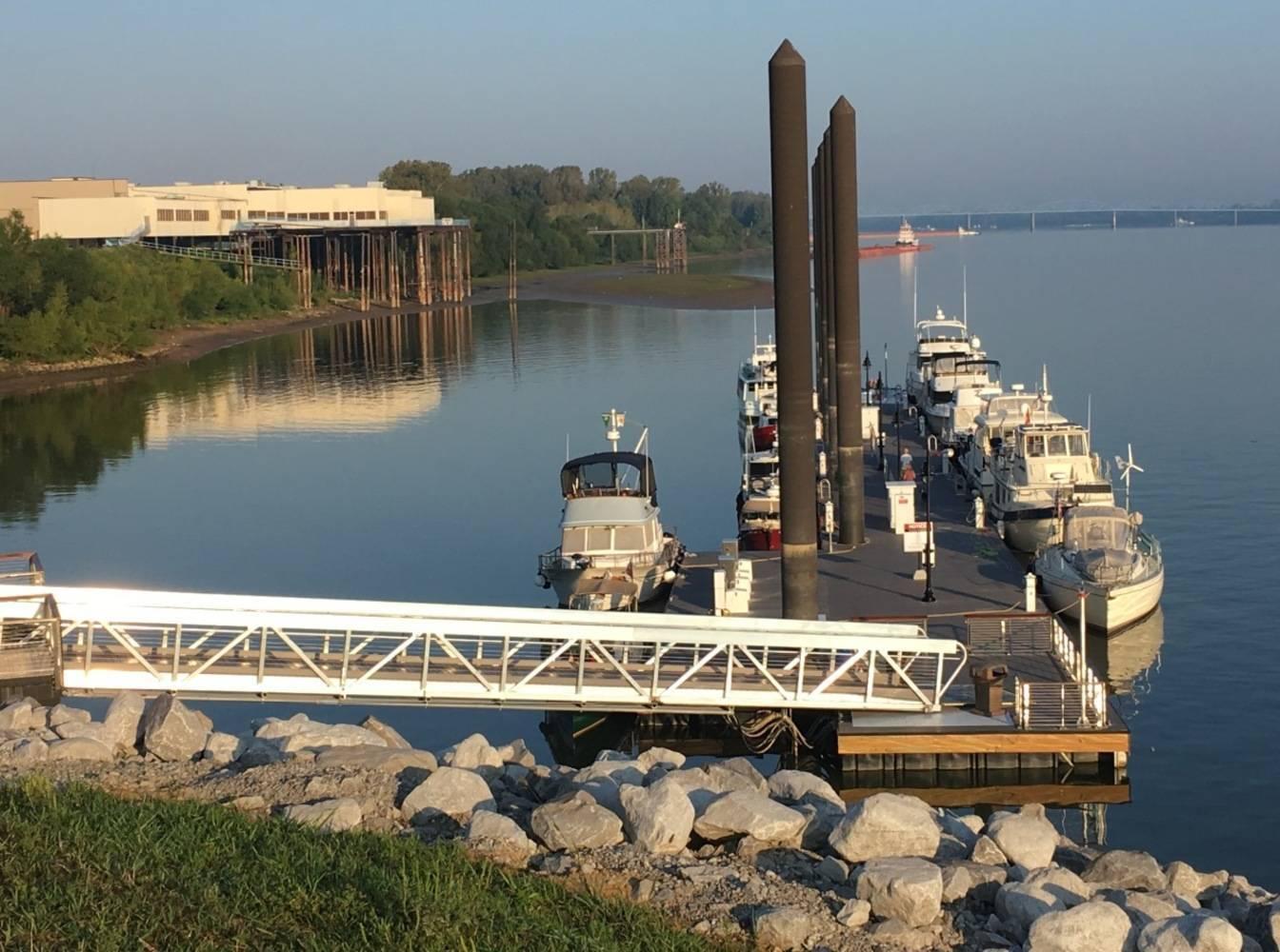 Paducah Transient Dock