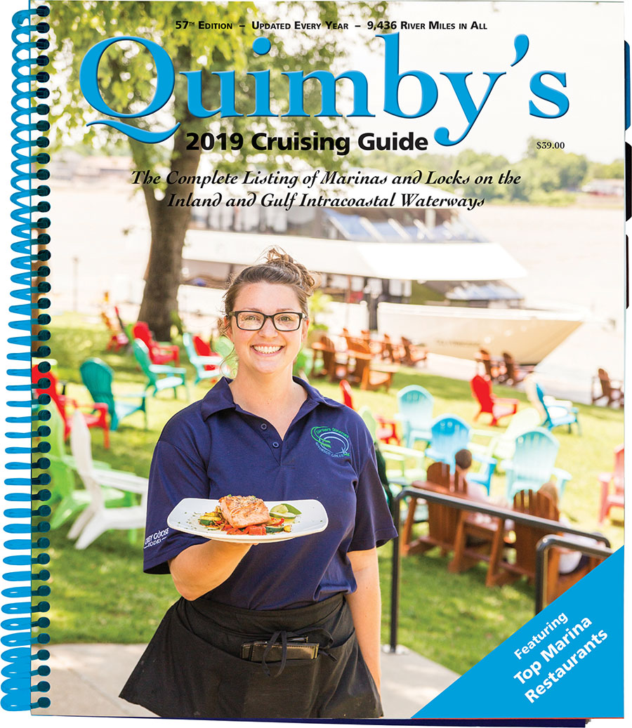 Quimby's Cruising Guide 2019