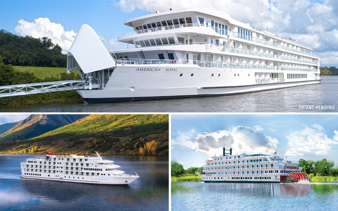 Alton Inks 5 Year Deal with American Cruise Lines