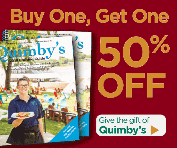 Quimby's Cruising Guide BOGO - Holiday 2019