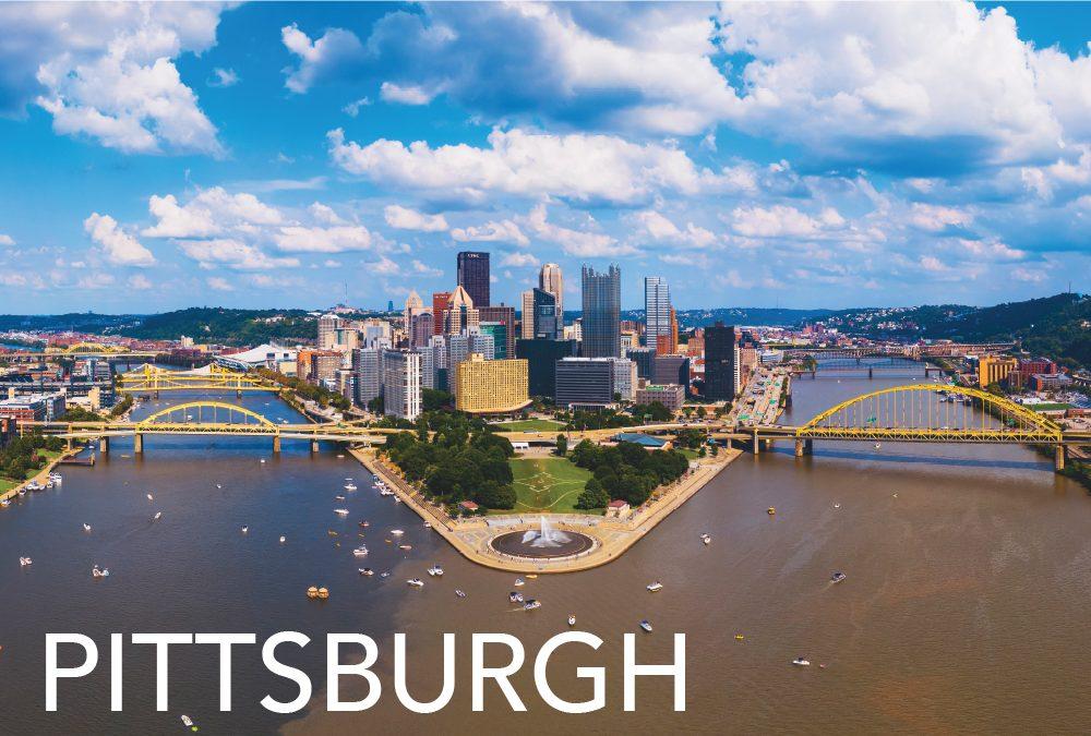 Virtual Town Tour: Pittsburgh, Pennsylvania