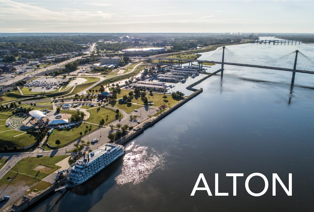 Virtual Town Tour: Alton, Illinois