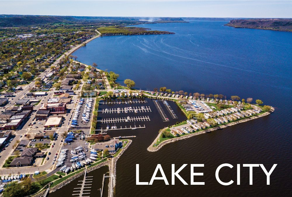Virtual Town Tour: Lake City, Minnesota
