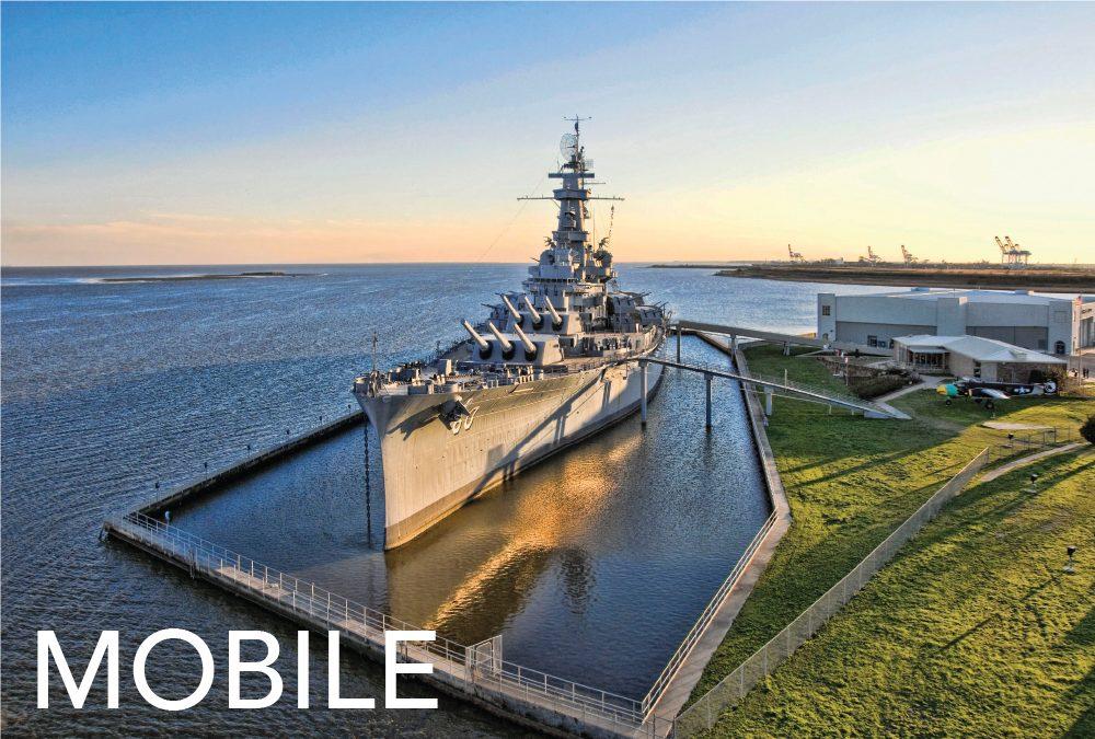 Virtual Town Tour: Mobile, Alabama