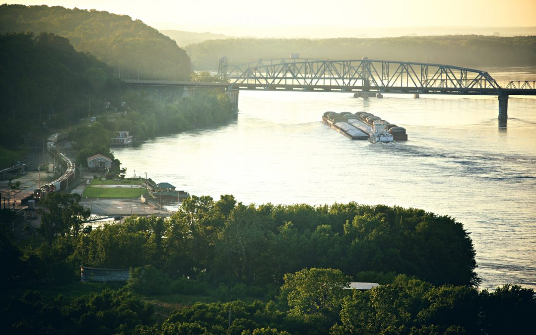 Hannibal Riverfront Project Making Strides