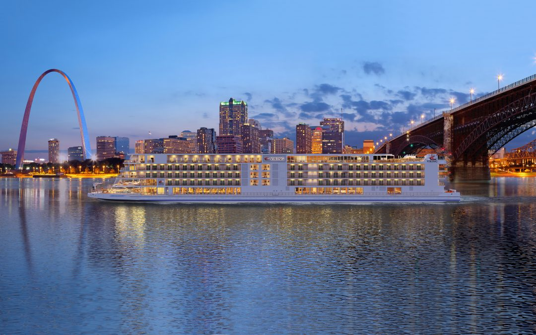 Viking Cruise Lines Investing Heavily On The Mississippi River