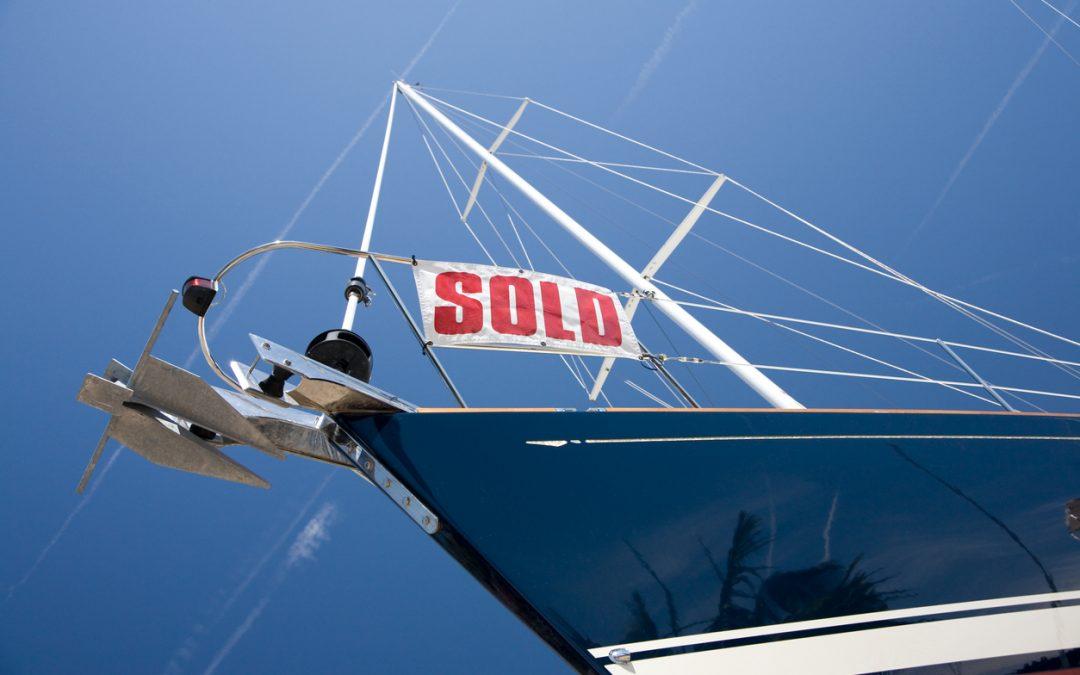 Boat Sales Reach 13-Year High