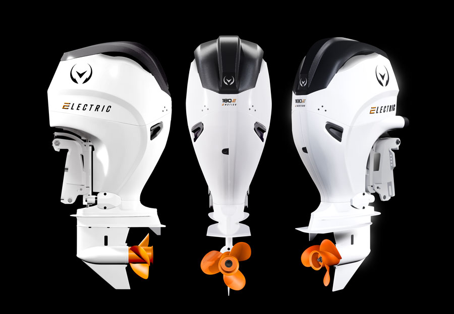 Vision Marine Technologies Designing World's Most Powerful Electric Outboard
